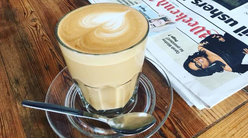 morgans coffee