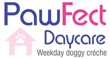 PawFect Daycare logo
