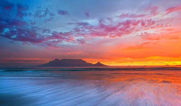 Table Mountain Kite Beach
