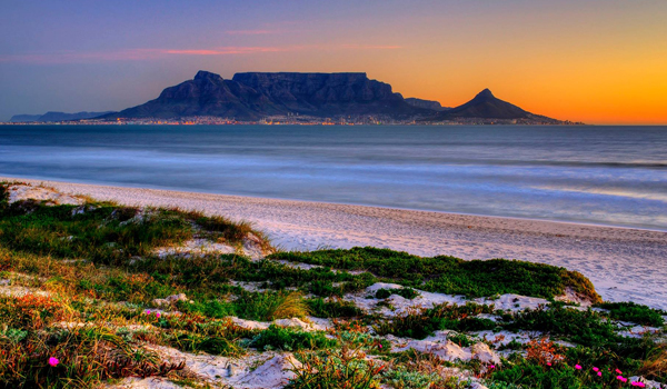 Table Mountain Robbie Aspeling