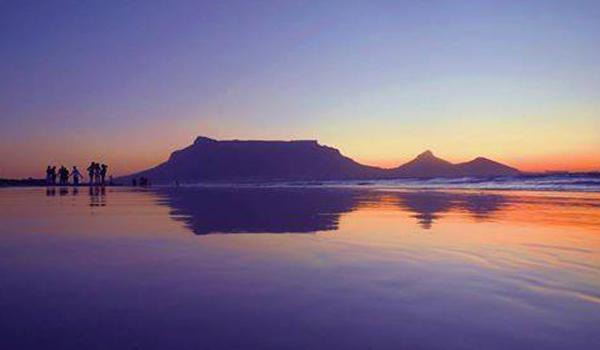 Table Mountain Faried Swartz