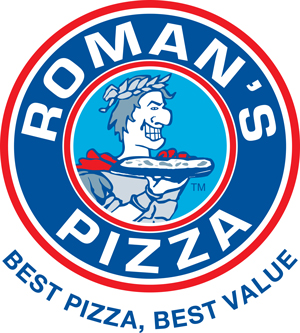 Romans Pizza Logo