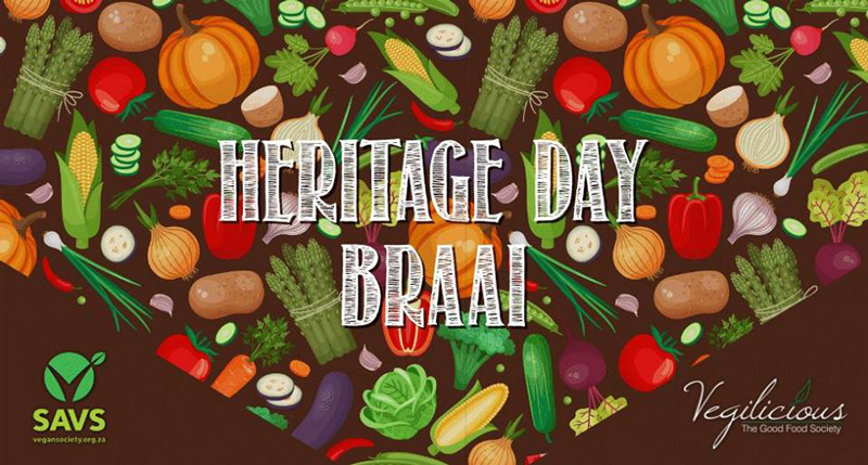Vegan Braai Heritage Day