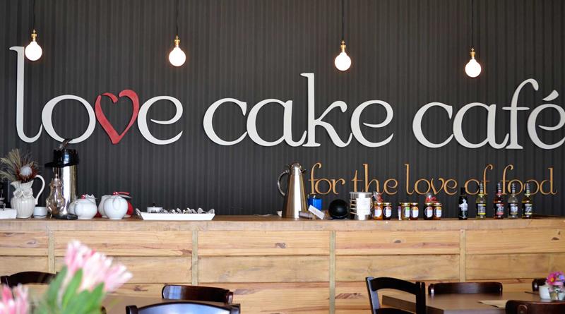 Love Cake Cafe