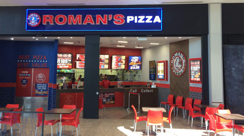 Romans Pizza Table Bay Mall