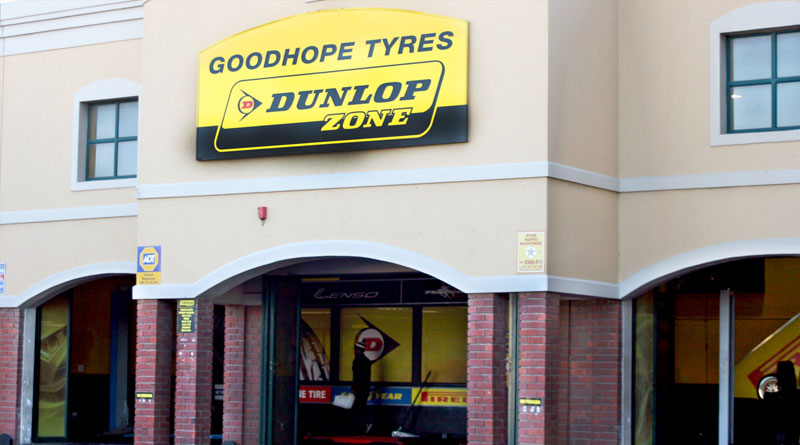 Dunlop Zone