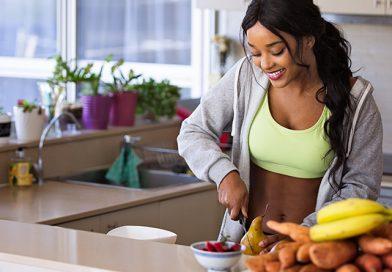 Into nutrition