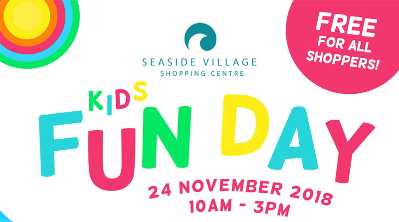 Seaside Village Fun Day