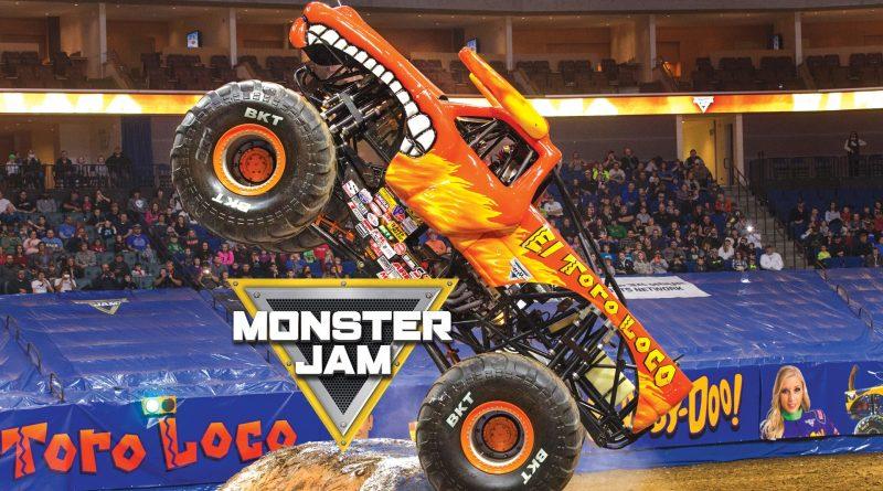 Monster Jam Poster