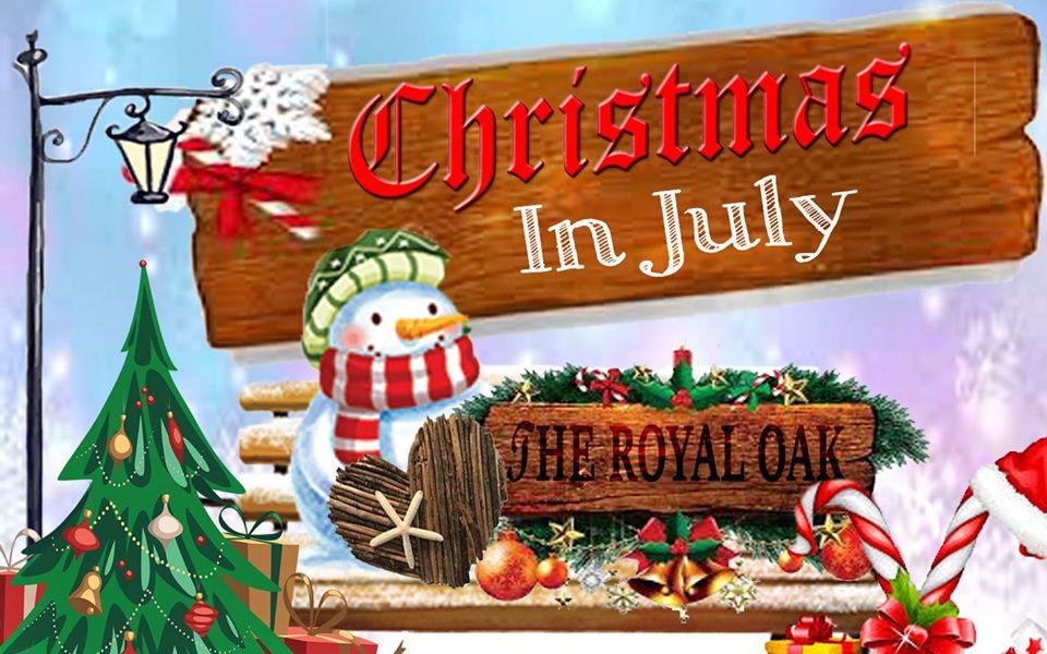 Christmas In July Party.Christmas In July Party Royal Oak 06 July Table View Info