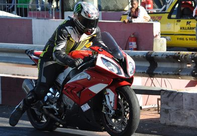 Drag racing at killarney