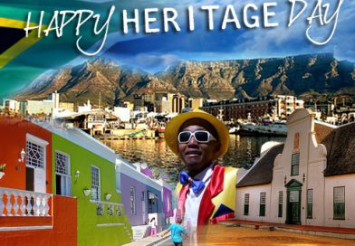 Heritage day Cape Douth AFrica