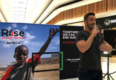 Rise Against Hunger at Table Bay Mall
