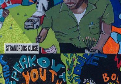 Mural in Athlone