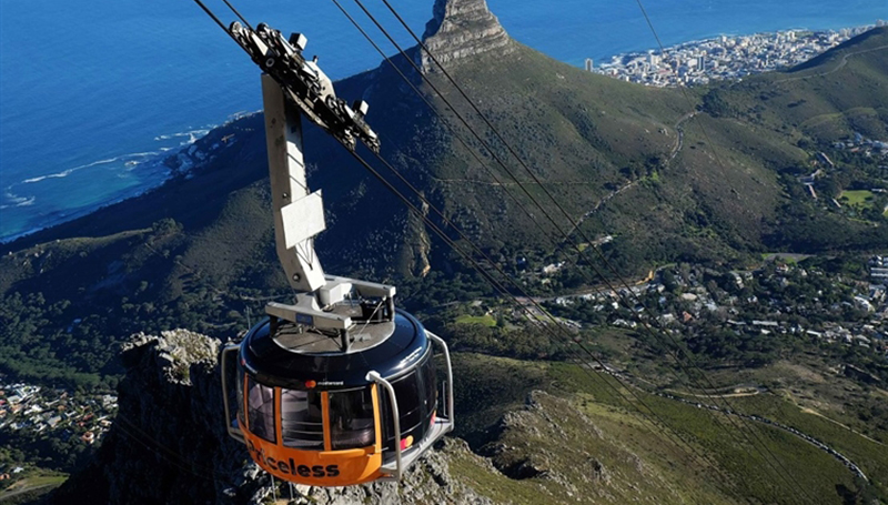 Cableway Table Mountain